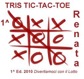 Vincitrici della Gara Tris Renata-Melissa-Patty Tris1r10