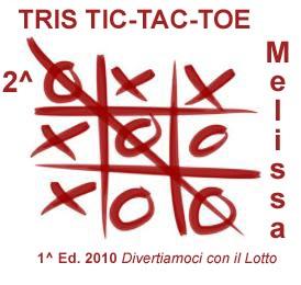 Vincitrici della Gara Tris Renata-Melissa-Patty Tris2m10