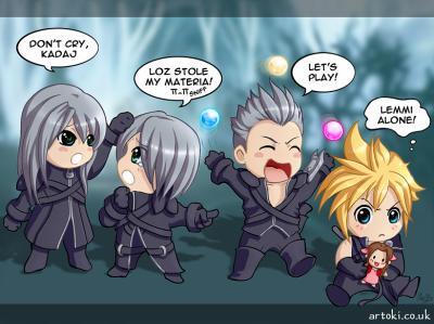 Et Final Fantasy...???   /8) - Page 3 18315110