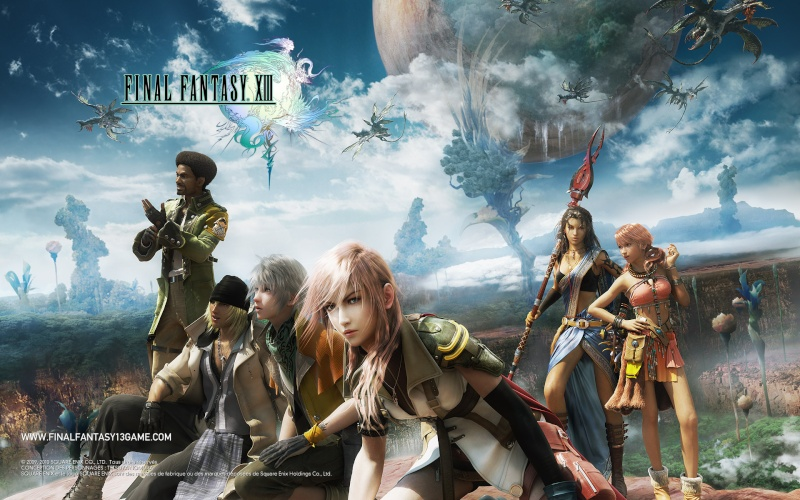 Et Final Fantasy...???   /8) - Page 2 Ffxiii11