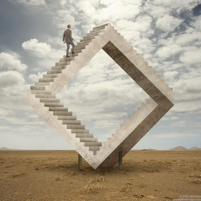 Illusions et travaux d'Escher - Page 3 Illuu410