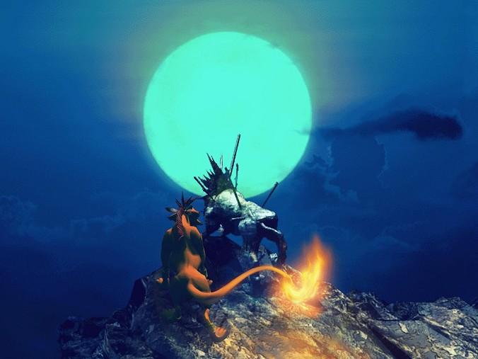 Et Final Fantasy...???   /8) - Page 4 Nanaki11