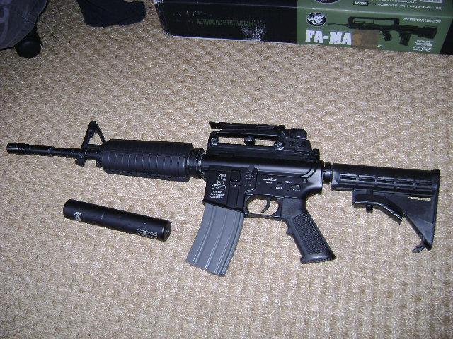 M4 Dboy légèrement modifié en interne. Dsc03430