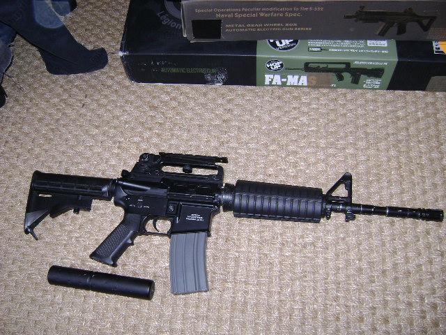 M4 Dboy légèrement modifié en interne. Dsc03431