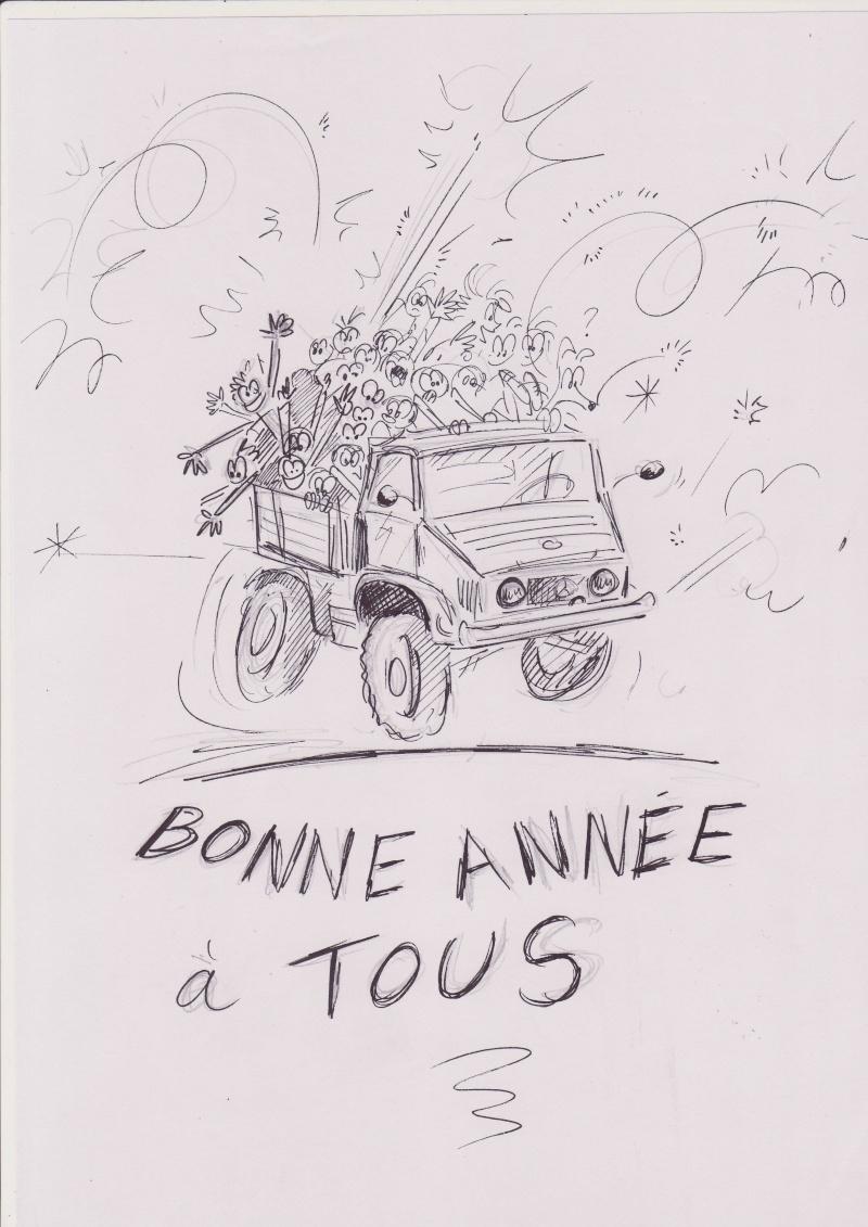 BONNE ANNEE LES GAMINS !!! - Page 2 Unimog11