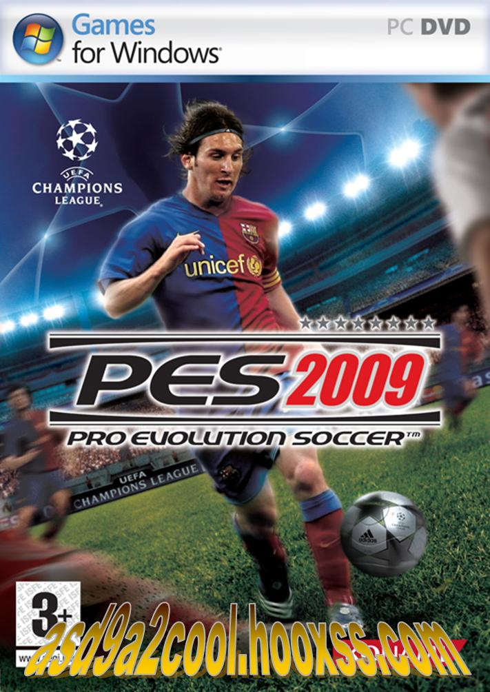 ۩۞۩  حصرياً لعبة Pro.Evolution.Soccer.09.Full Rip بحجم 1.5 جيجا سيرفرات صاروخية ۩۞۩ Ouuoo110