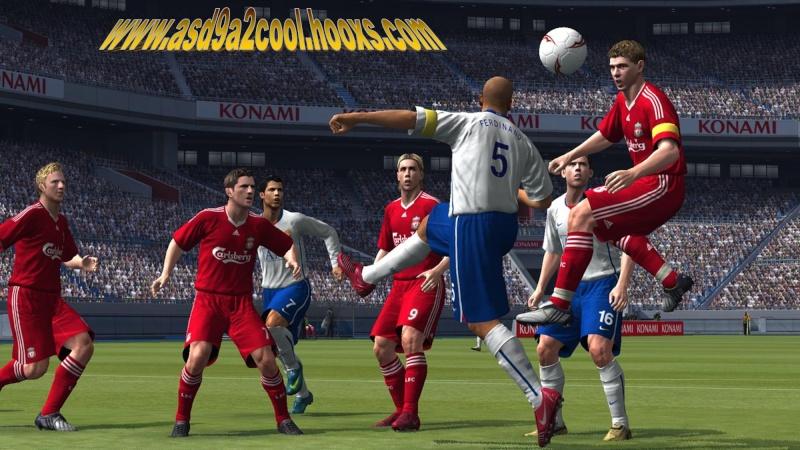 ۩۞۩  حصرياً لعبة Pro.Evolution.Soccer.09.Full Rip بحجم 1.5 جيجا سيرفرات صاروخية ۩۞۩ Ouuoo310