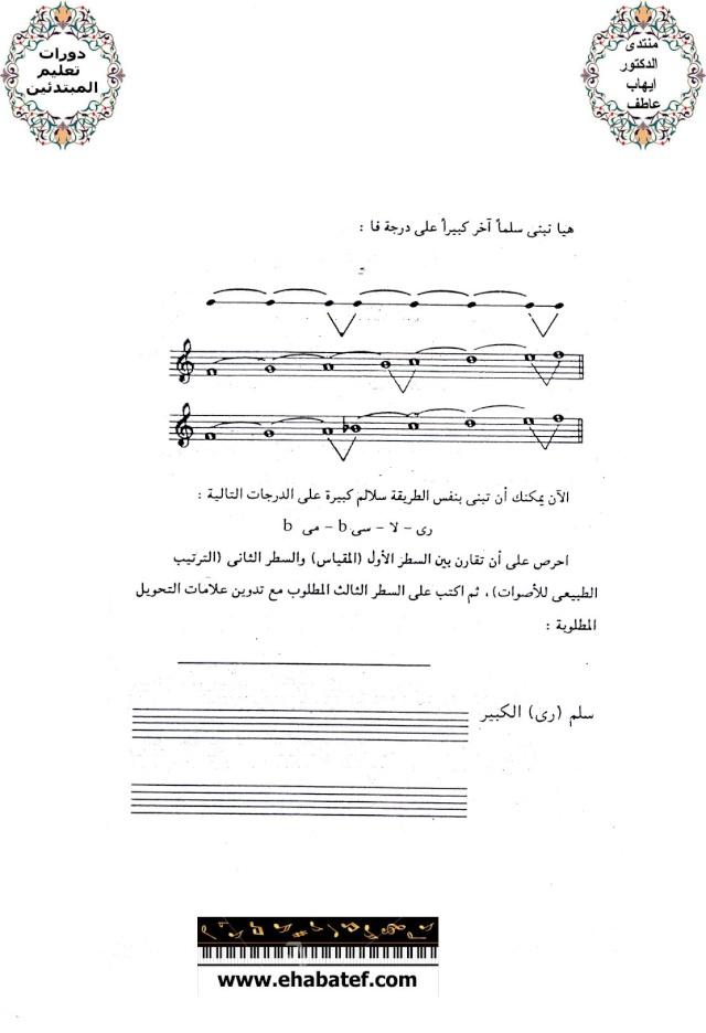 قواعد ونظريات الموسيقى 1211