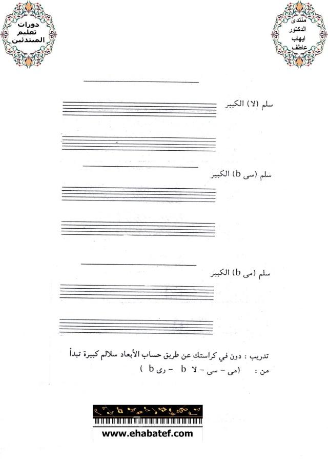 قواعد ونظريات الموسيقى 1311