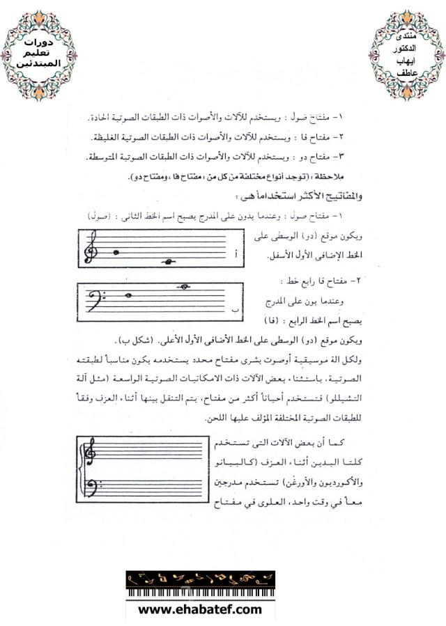 قواعد ونظريات الموسيقى 311