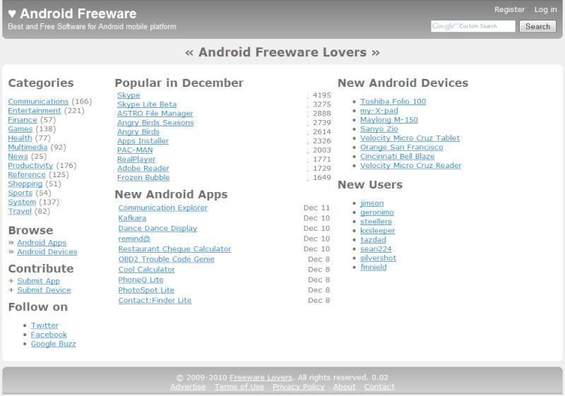 [SITE] d'applications et jeux pour Android [gratuit] Androi10