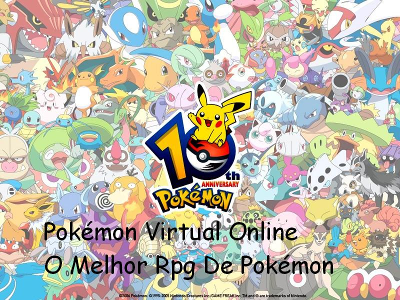 Pokémon Virtual Online