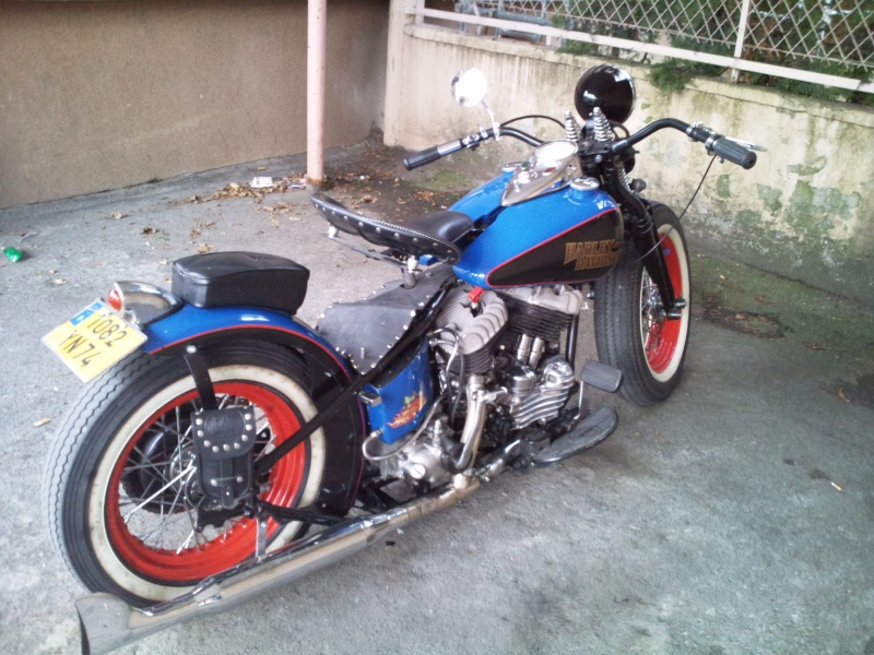 Harley venu du Brésil Photo016