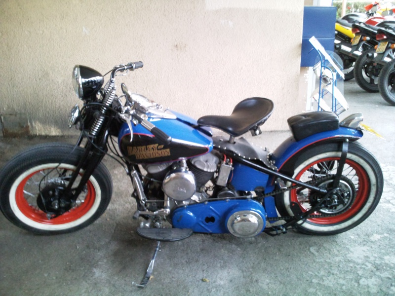 Harley venu du Brésil Photo017