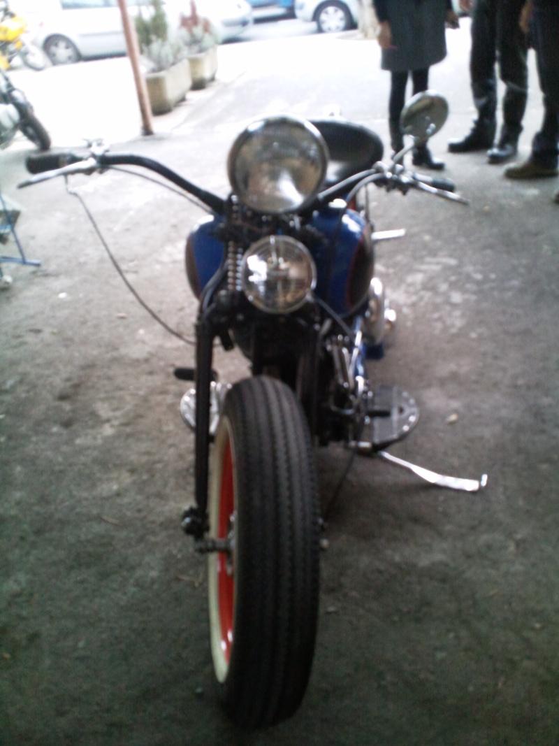 Harley venu du Brésil Photo018