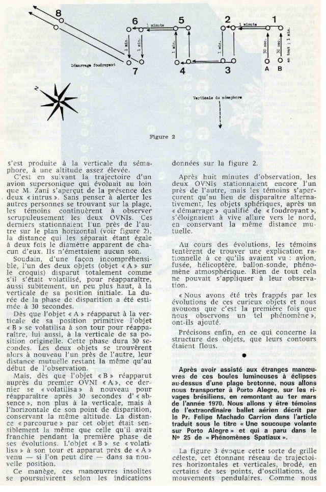 1974 - Observation de Beg Meil Beg_me13