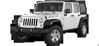 Axial scx10 Jeep Wrangler Unlimited Rubicon KIT Blanco10
