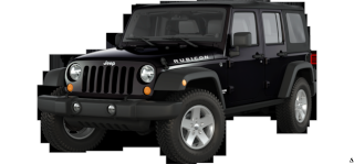 Axial scx10 Jeep Wrangler Unlimited Rubicon KIT Negro10