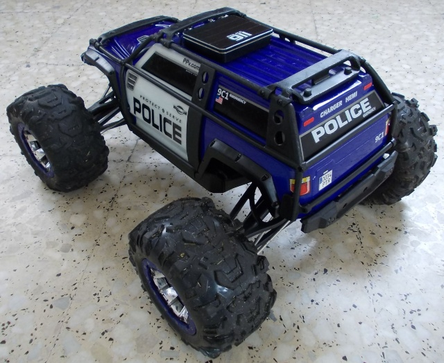 Axial scx10 Jeep Wrangler Unlimited Rubicon KIT - Página 2 Summit15