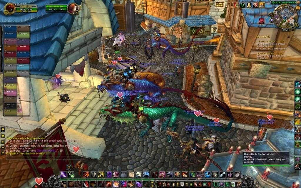 Screens - de la guilde HorDeMaVuE en 2013 !   Wowscr27