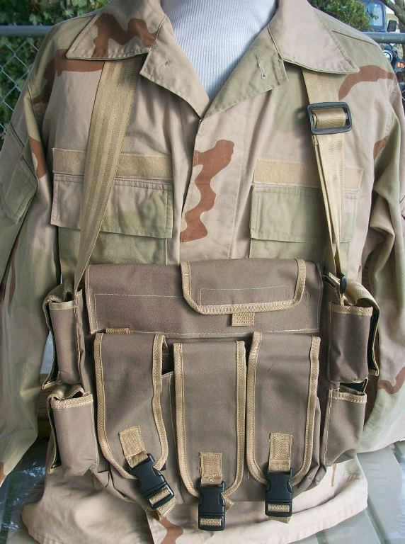 Afghan Made Ammo Grab Bag 00111