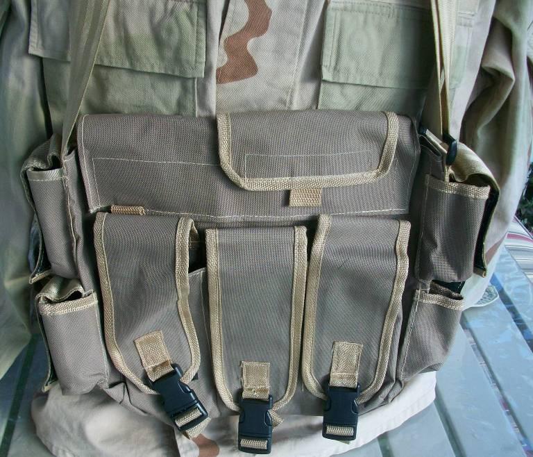 Afghan Made Ammo Grab Bag 00213