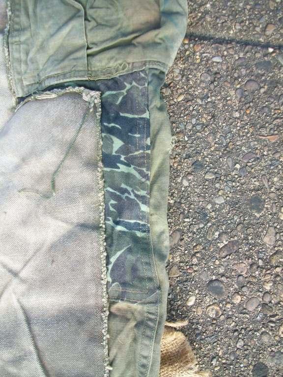 Tiger Stripe Pattern to ID 00416