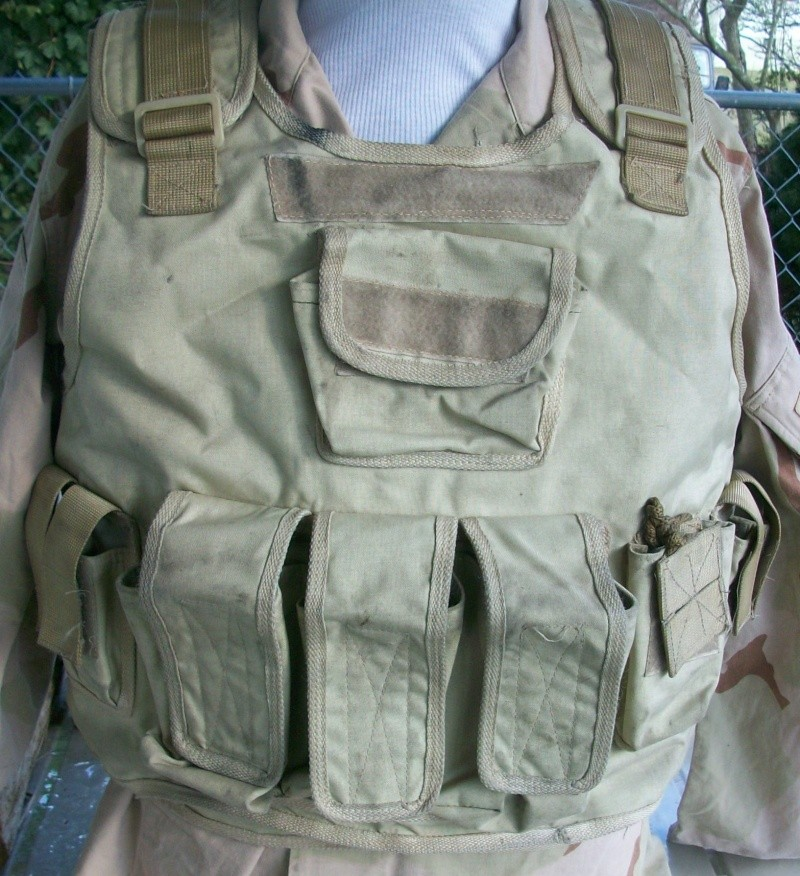 Afghan Body Armor 00510