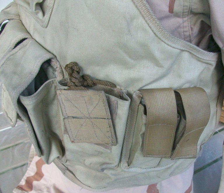 Afghan Body Armor 00610