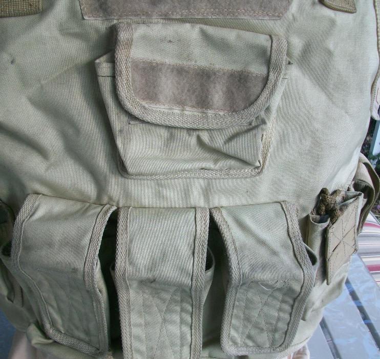 Afghan Body Armor 00710