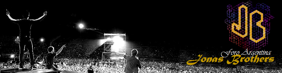 Jonas Brothers -  El foro #1 en la Argentina! - Portal Fp110