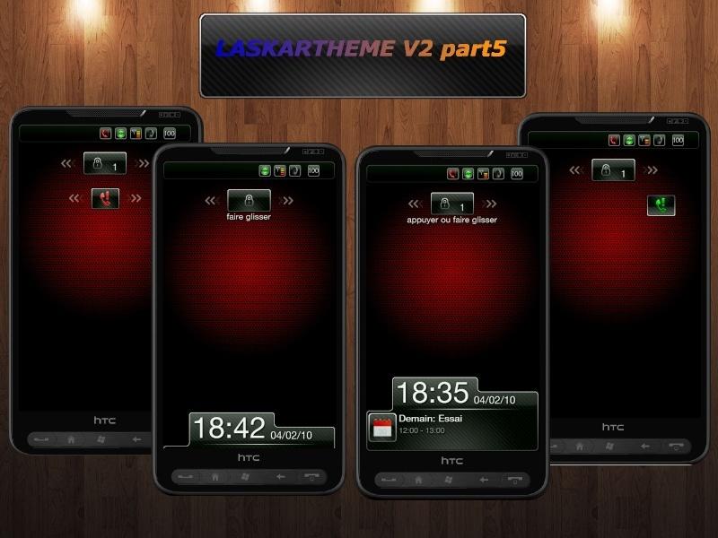 [13-01-10]LASKARTHEME V2 Version Black ,Bleu,Verte et Transparente Laskar14