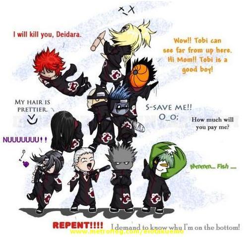 Fanfics Naruto Akatsu10