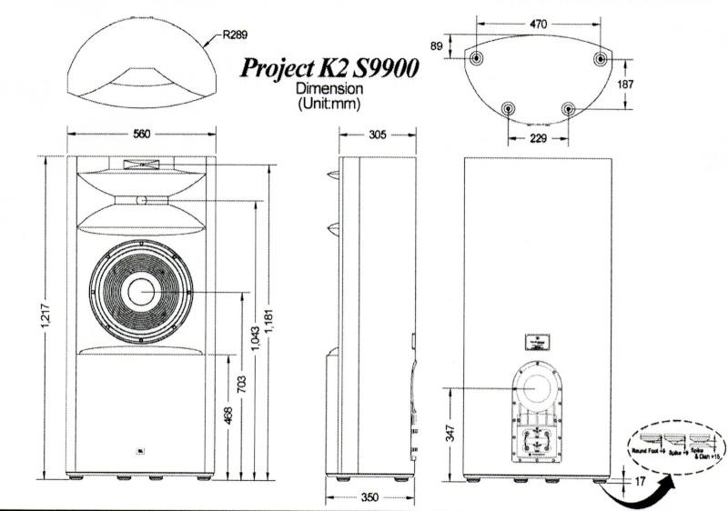 la nouvelle K2 s9900 S990011