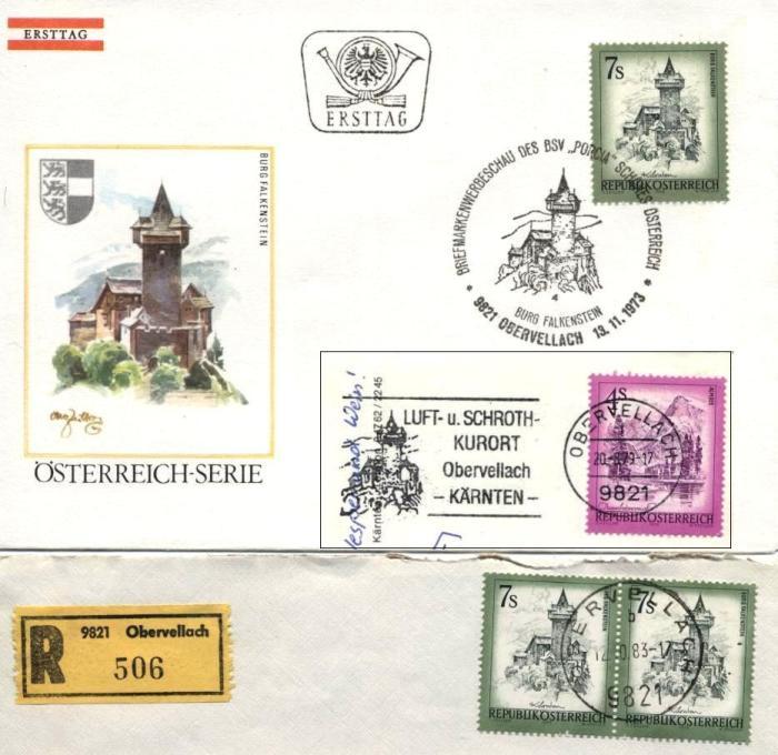 Burgen und Schlösser Burg_o10