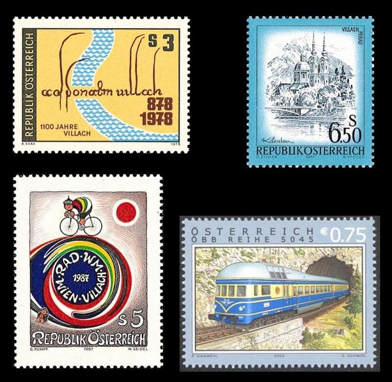 Die Heimat auf Briefmarke Die_vi10