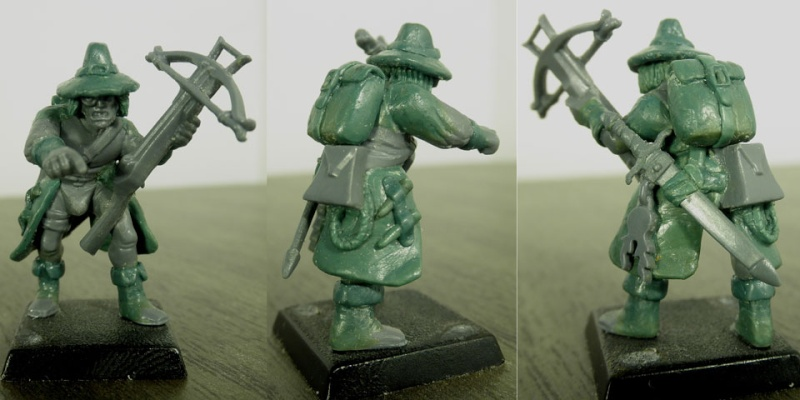 hunter - WIP Witch Hunter from Empire Crossbowman Witchh10