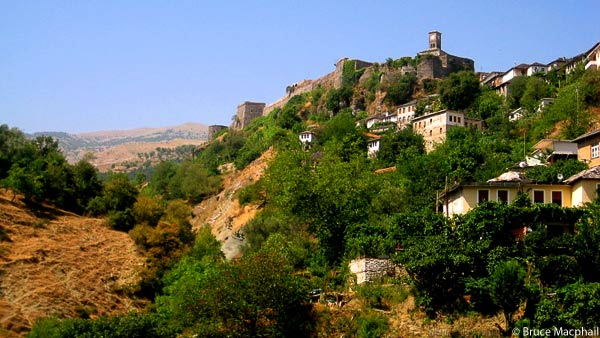 Gjirokastër: Albania's Town of the Stones Wg1010