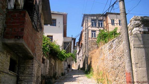 Gjirokastër: Albania's Town of the Stones Wg110