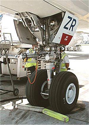 Informations sur le système d'éclairage des Aéronefs A10