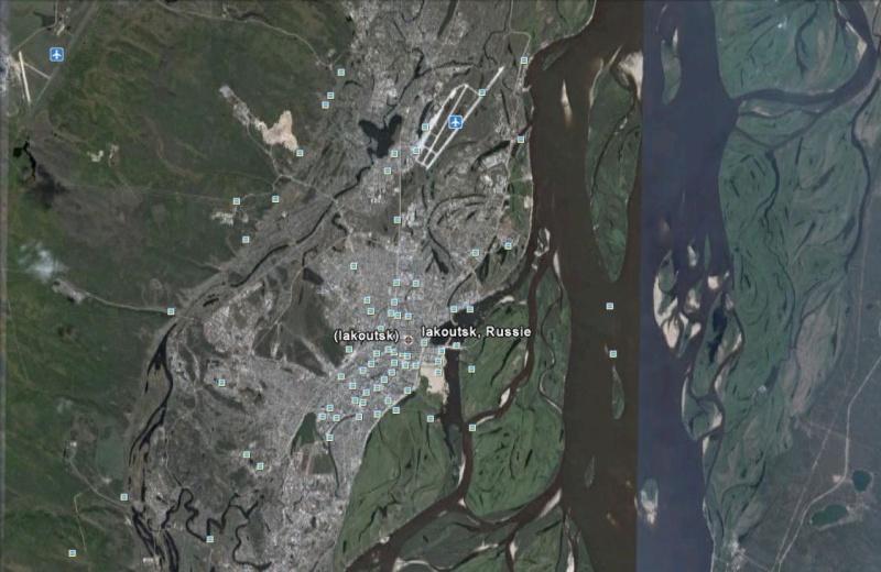 Vidéo contrôle aérien de Yakoutsk Captur11