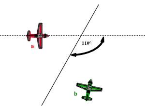 Informations sur les Instructions de Vol des Aéronefs Route_10