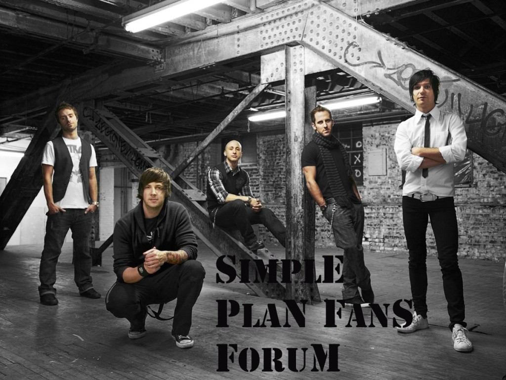 Simple Plan Forum