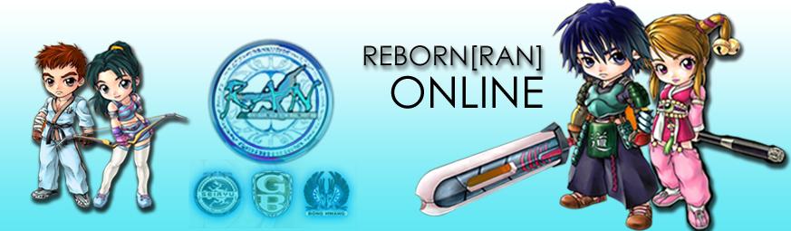 REBORN RANONLINE FORUM