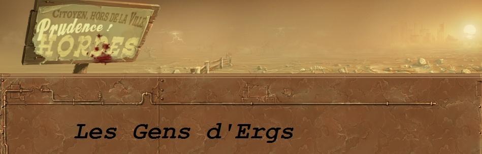 Nous sommes Les Gens d'Ergs