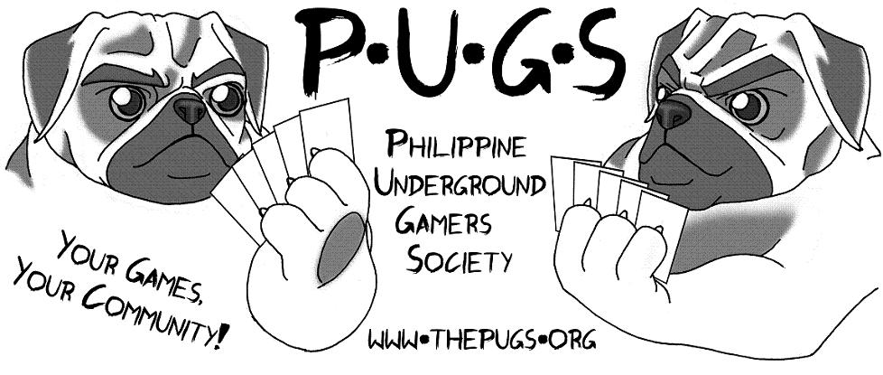 The Philippine Underground Gamers Society