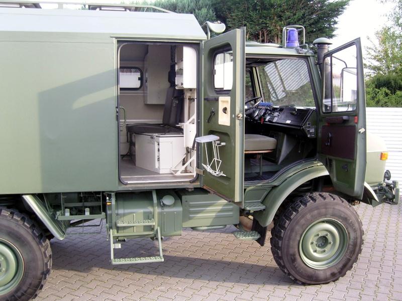 Ancien militaire Unimog11