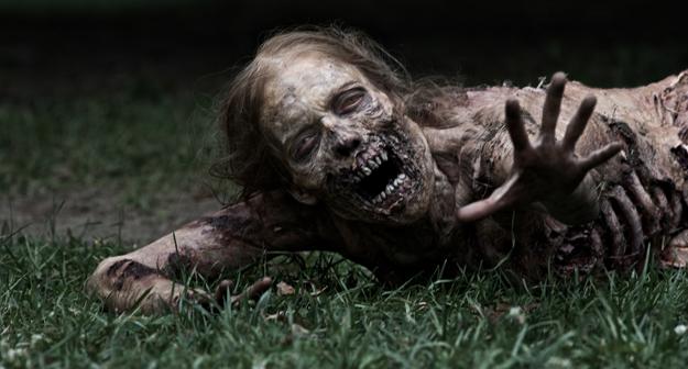 The Walking Dead Zombie10