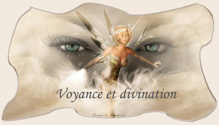 Voyance et divination
