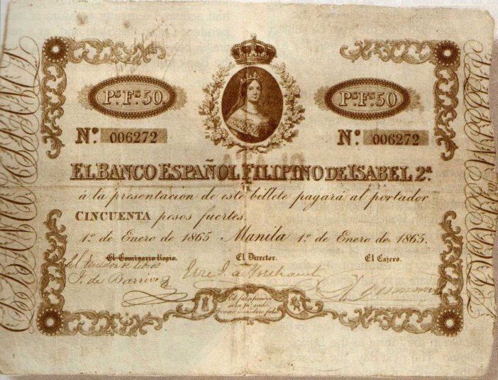 El Banco Espanol Filipino 1896 1865_510